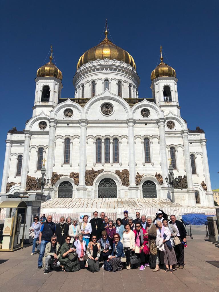 Поклоничко путовање и обилазак светиња Москве и Подмосковља