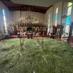 Fest der Herabkunft des Heiligen Geistes in der Kirche der Auferstehung Christi (Fotogalerie)